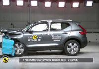 2019 Volvo XC40 Crash Test Score 5 Star