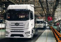 FAW Jiefang J7 truck goes into mass production
