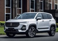 Baojun Race Sport RS-5  5-seater compact crossover SUV ($18,000 -)