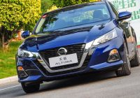 [Gallery] Nissan Altima 2019 model in China ($20,000 – 35,000)