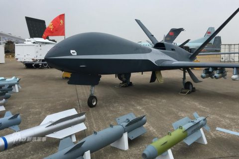 [UCAV] [UAV] [Drone] Various Chinese combat drones
