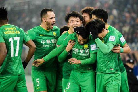 2018 CFA Cup Final 1st round Beijing 1:1 Shandong | Shangdong 2:2 Beijing