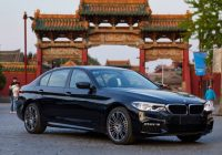 BMW Will Launch Its Own Ride-Hailing Service in China