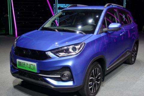 [Gallery] Hozon Auto NETA N01 Electric Crossover ($13,000)