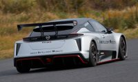 Nissan Leaf Nismo RC 2018 model Racing EV