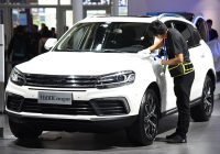 China's Zotye Automobile aiming to enter U.S. market in 2020