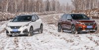 [Gallery] Peugeot 4008 winter time in China 2018