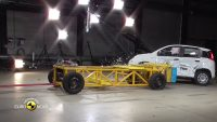 Fiat Panda 0 star- 2018 Euro NCap crash test