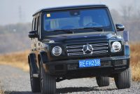 [Gallery] All new Mercedes-Benz G500 2018 China