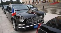 Luxury 'Red Flag' models buck China auto sales slump