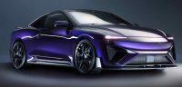 AIWAYS Nathalie methanol-electric car