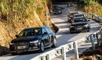 [Gallery] Audi fun time in mountain water China 2019