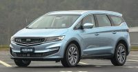 [Gallery] Geely's first MPV Jiaji 2019 model