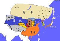 [Maps] China history maps