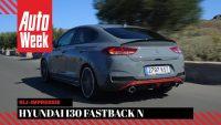 Hyundai i30 Fastback N – AutoWeek Review – English subtitles