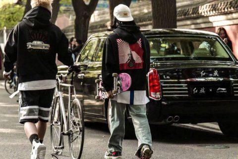 [Gallery] RedFlag HongQi brand street gallery