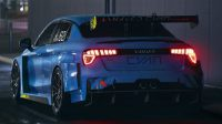 Lynk & Co 03 Cyan Racing Concept