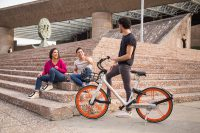 Mobike and Chinese Bike-Sharing Are Taking On Mexico (Video)