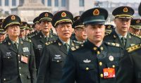 [Salary] Chinese military personnel salaries