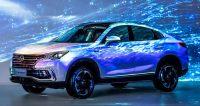 [Gallery] ChangAn CS85 SUV Coupe ($20,000 – 25,000)