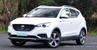 [Gallery] Test driving SAIC MG eZS All Electric compact SUV – eRange 335km ($18,000)