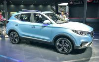 SAIC MG eZS electric SUV coming soon
