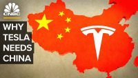 Why Tesla And Elon Musk Face Challenges In China