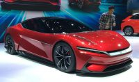 BYD unveils its E-SEED GT electric concept supercar