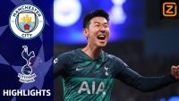 Man City vs Spurs | Champions League 2018/19