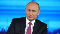 Putin Downplays Size of U.S. Economy to China's Favor