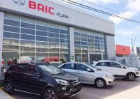 Chinese automaker BAIC to open first plant in Mexico