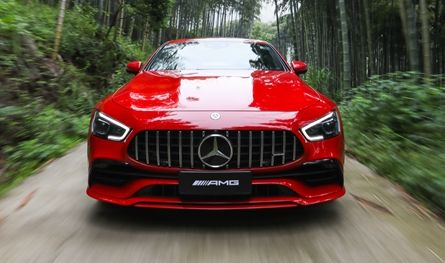 [Gallery] Mercedes-AMG GT Coupé
