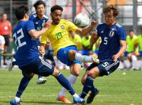 [Compare] BRAZIL vs JAPAN – 1-1 PENALTY / ALL GOALS TOULON CUP Final 2019