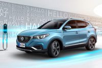 SAIC MG ZS EV to land in Europe end of 2019