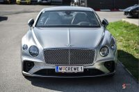 Moving artwork, the new Bentley Continental GT