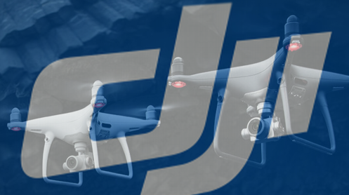 DJI] The World Leader in Camera Drones – WAUTOM