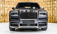 Cullinan – Rolls-Royce pioneers the world's first super-luxury all-terrain SUV ($500,000)