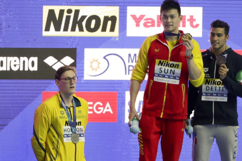 [Top] [Champions] Chinese Top Sporters