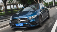2019 Mercedes Benz A200 ($30,000) – Cheapest Benz