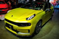 [Gallery] Lynk & Co 03 sedan