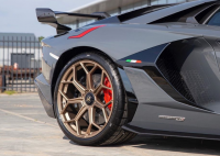Ground-fighting fighter, Lamborghini SVJ
