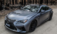 2018 Lexus RC F 10th Anniversary Edition