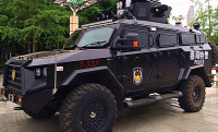 [Police Cars] Police cars in China 2019 –