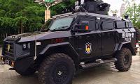 [Police Cars] Police cars in China 2019 –