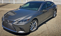 Not the same luxury flagship, Lexus LS500