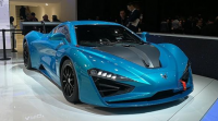 BAIC Electric Supercar ARCFOX-GT