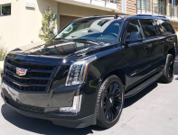 Big Mac on land – Cadillac – Escalade