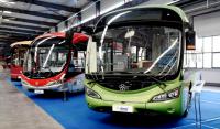 [YinLong] Yinlong new energy bus