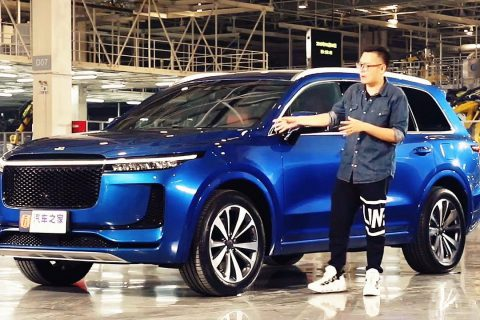 [Video]  [One] LI One – LiXiang One Electric SUV