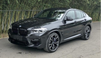BMW X4 M Thunder Edition
